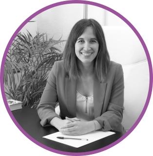 Marta Loriente Durán Directora - Psicóloga Sanitaria y Sexóloga Colegiada M-23606